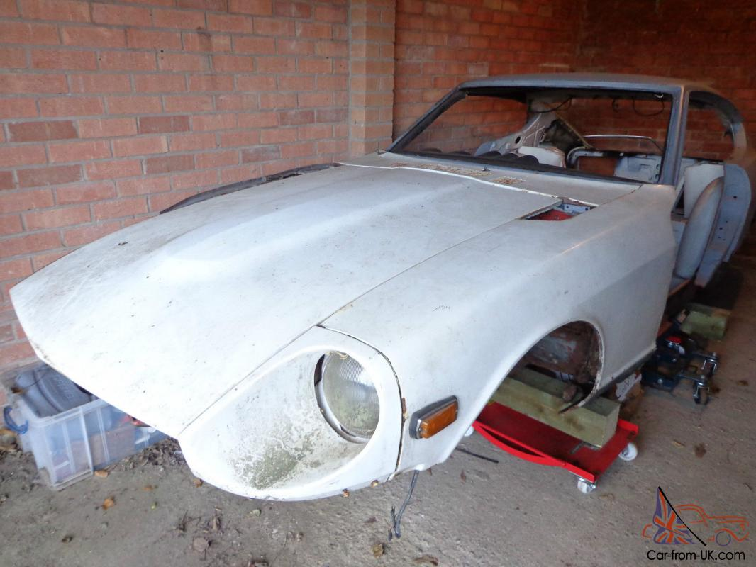 Datsun 240z Project X2 Uk Cars Photo