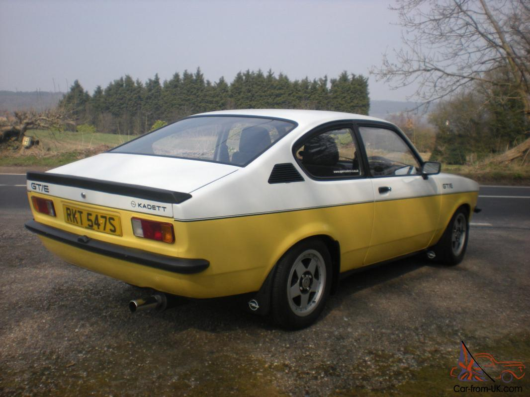 opel kadett c coupe gte super rare classic. Black Bedroom Furniture Sets. Home Design Ideas