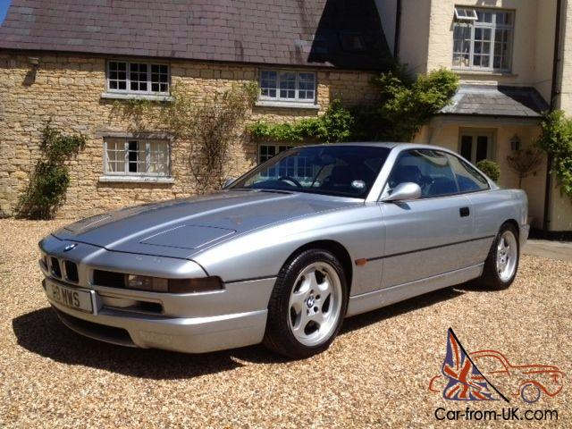 1996 Bmw 850 Csi M Power Silver