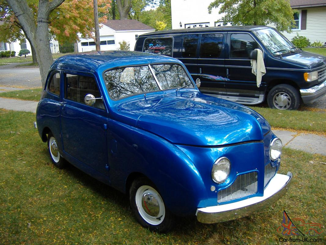 1947 Crosley Sedan Res...