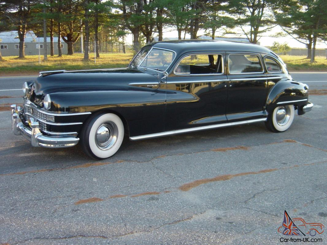 1948 chrysler for sale