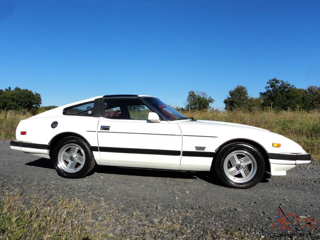 Null RARE 1982 280 ZX NISSAN BY DATSUN*80K MILES*$8995!