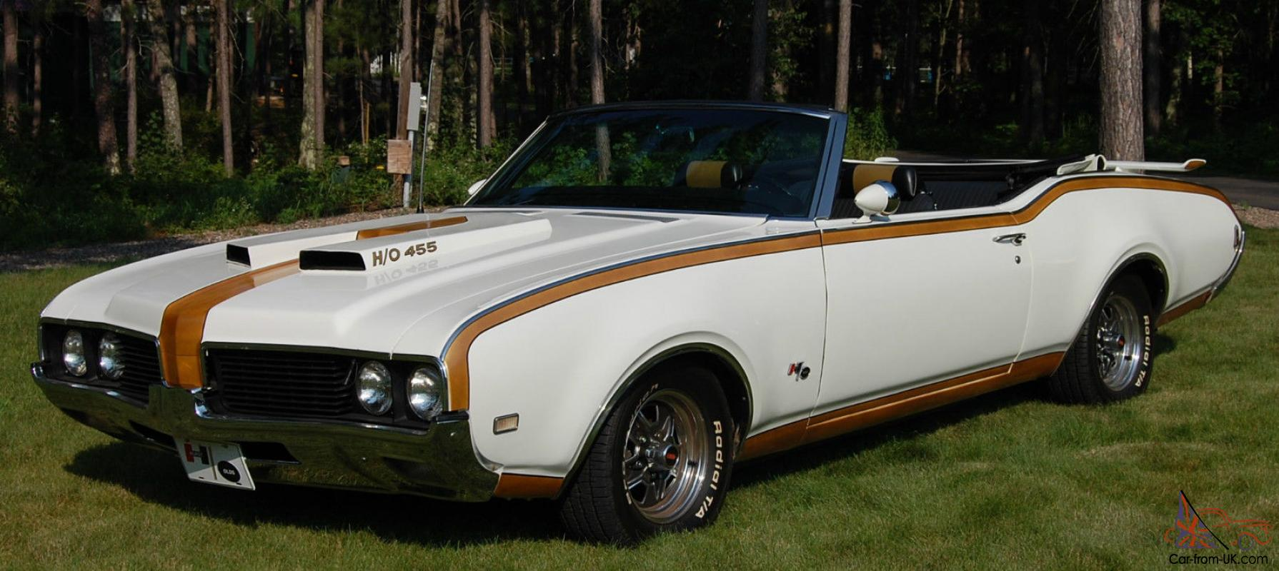 1969 Hurst Olds Convertible