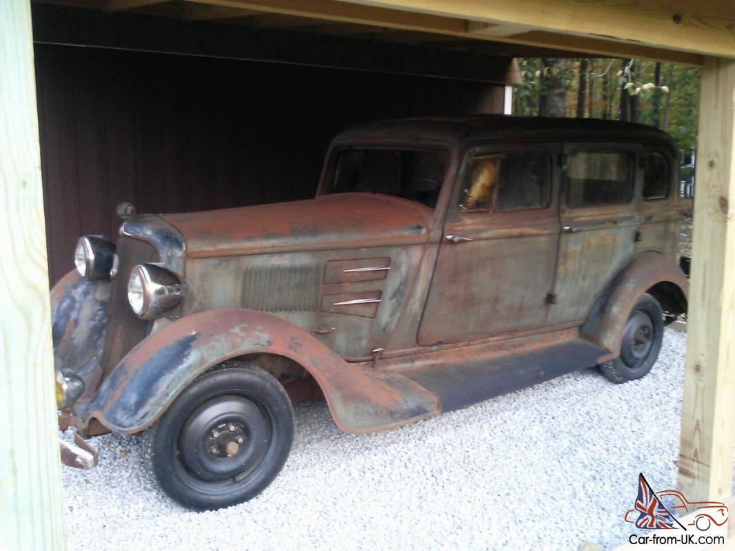 1934 plymouth hot rod rat rod project for 1934 plymouth 4 door sedan for sale