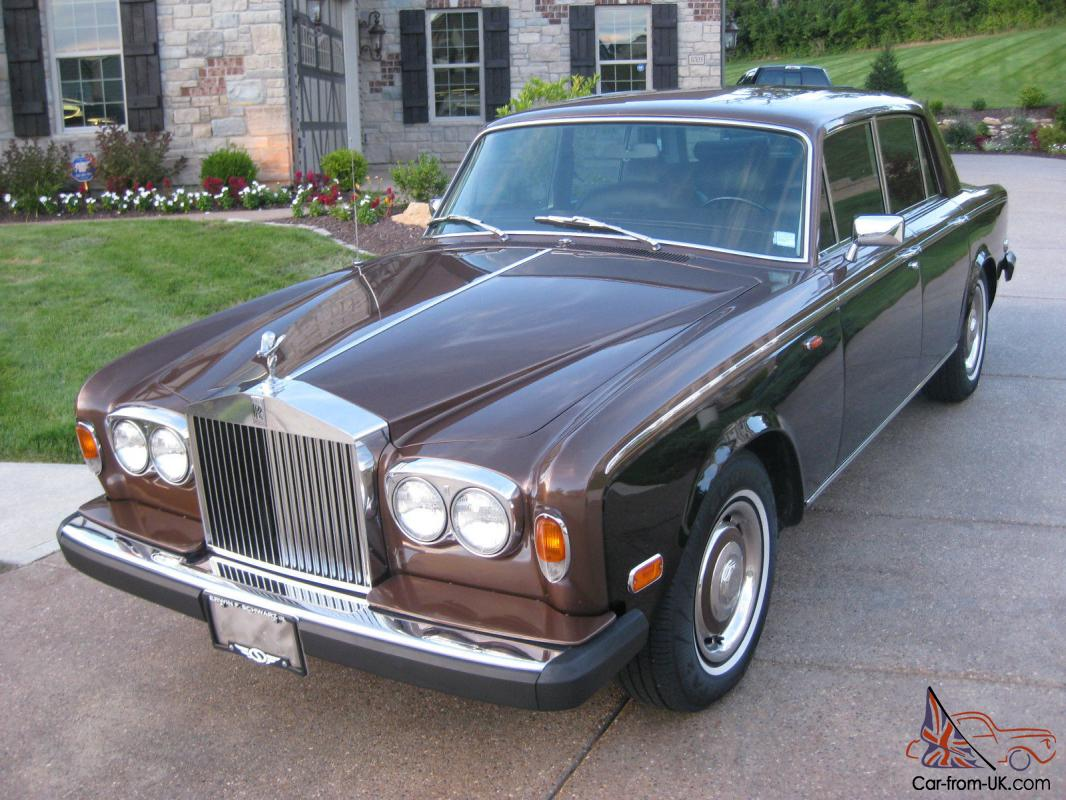 1977 rolls royce silver shadow drives perfect just serviced. Black Bedroom Furniture Sets. Home Design Ideas