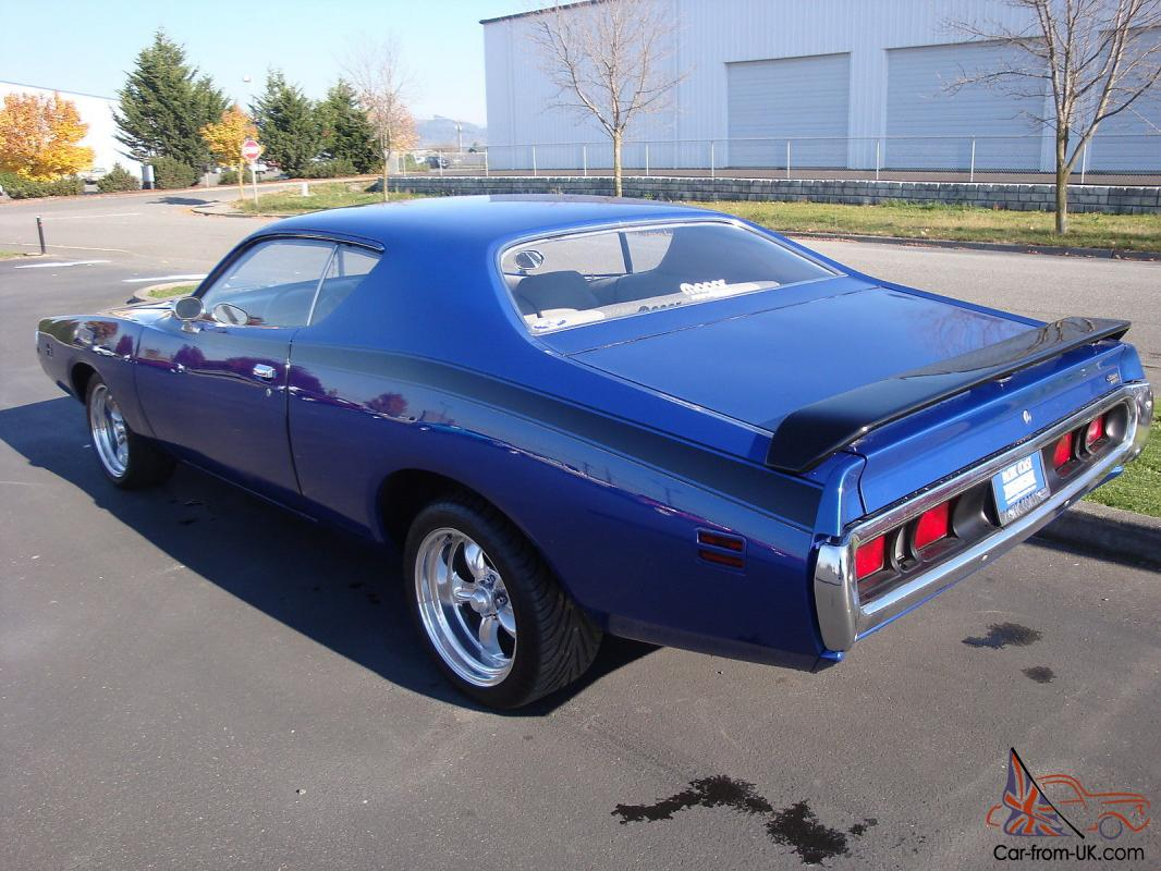 1971 Dodge Charger Custom Big Block High Performance 383