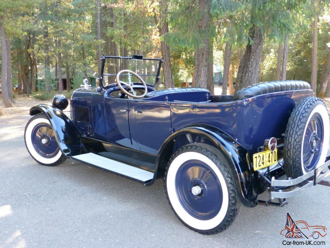 1925 dodge brothers for sale