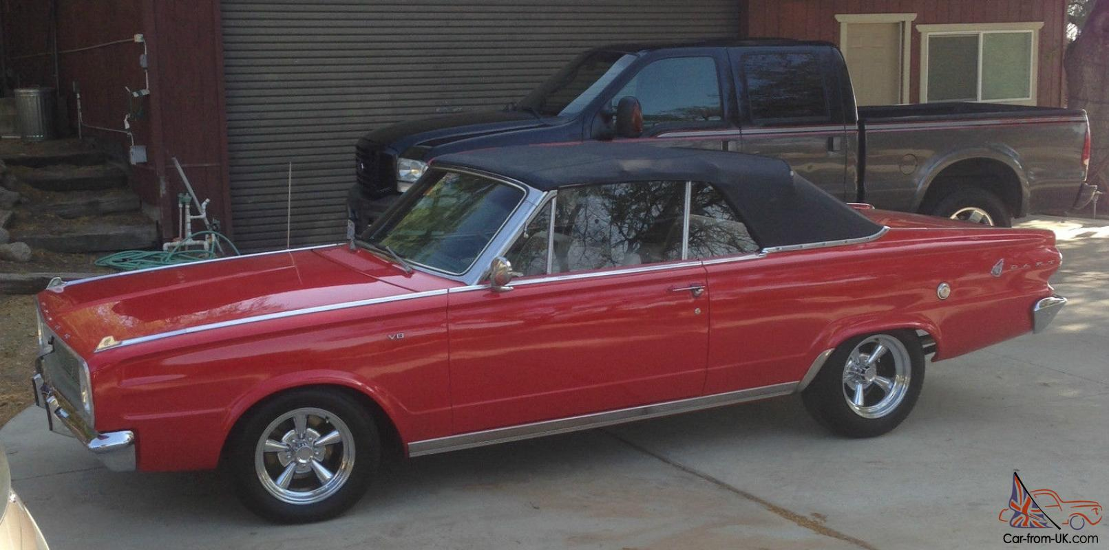 Dodge dart convertible 1966 dodge dart convertible sciox Images