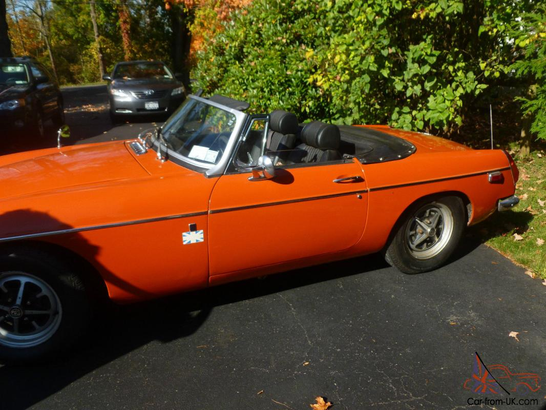 1978 mg paint code location  1978  free engine image for