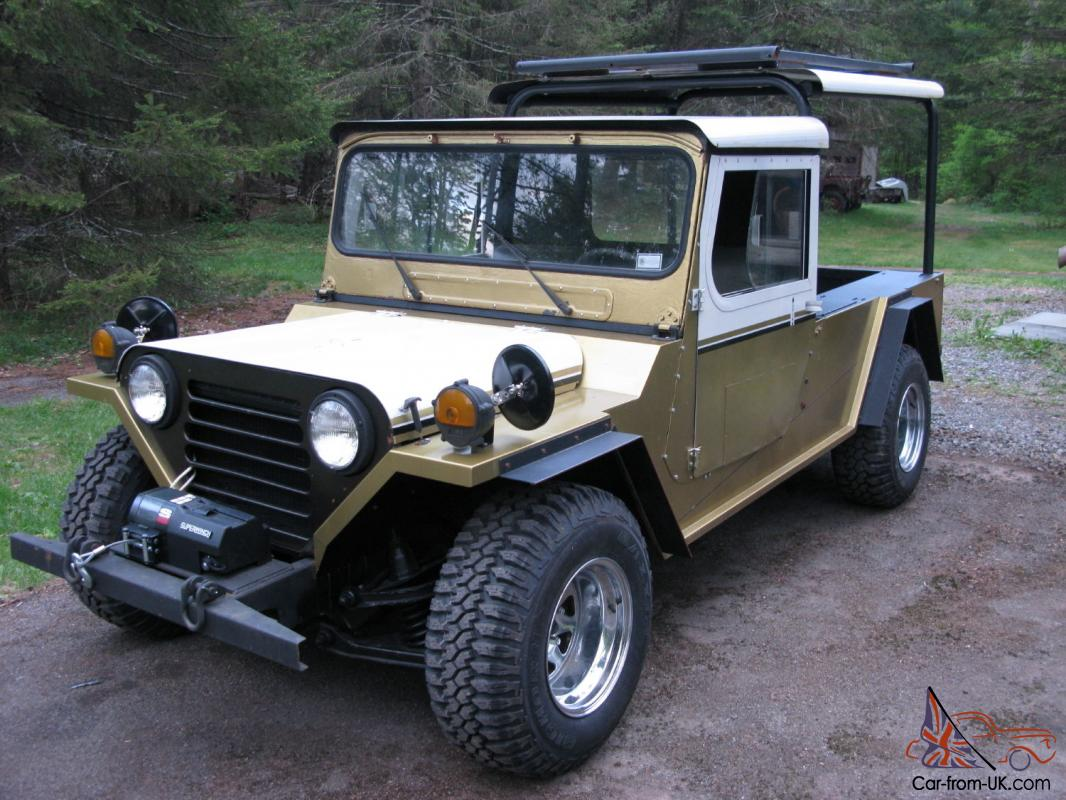 1989 Lifted Jeep Yj Wrangler Rock Crawler Off Road Project