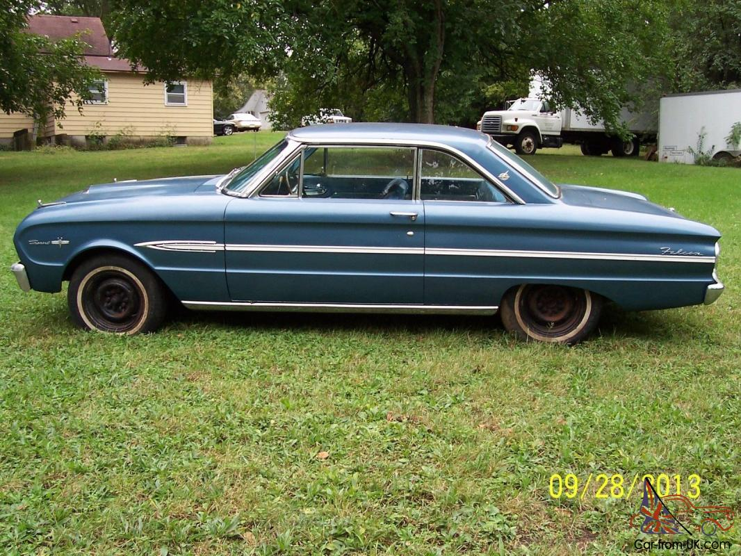 Sale on 1963 ford falcon sprint hardtop for sale