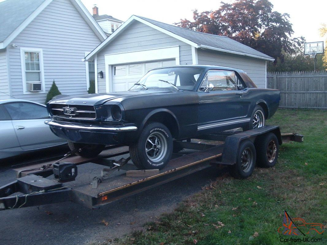 1965 Ford Mustang Mustang Restomod For Sale Hemmings ...
