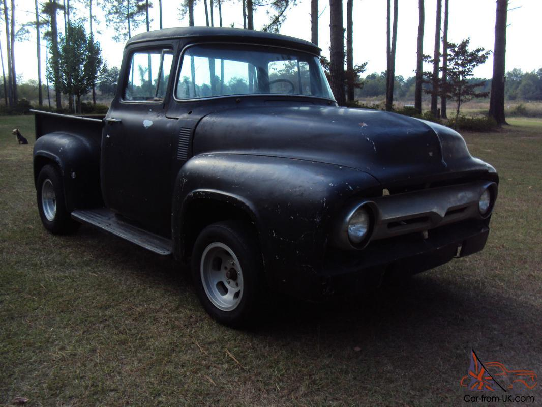53 54 55 56 ford f100 for autos post for 1956 ford f100 big window truck for sale