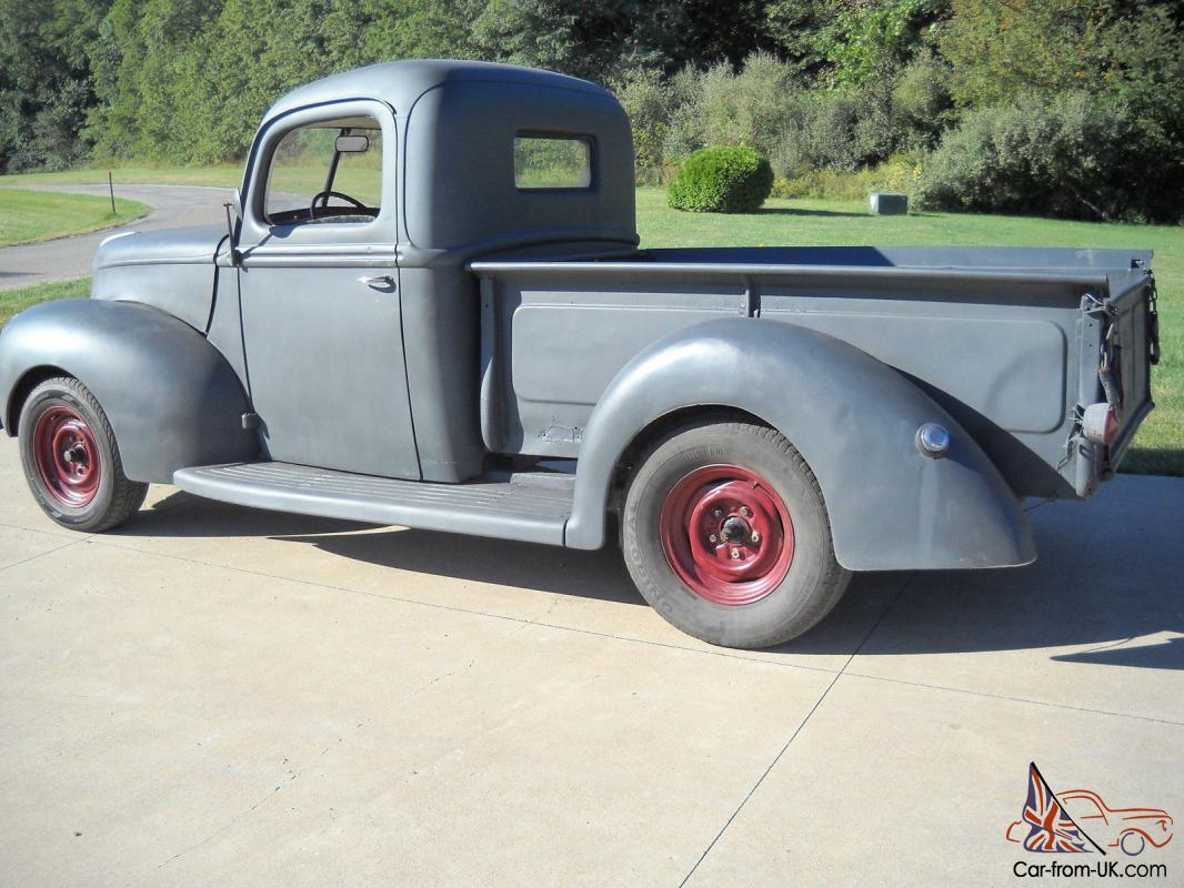1940 door ford pickup for 1940 door