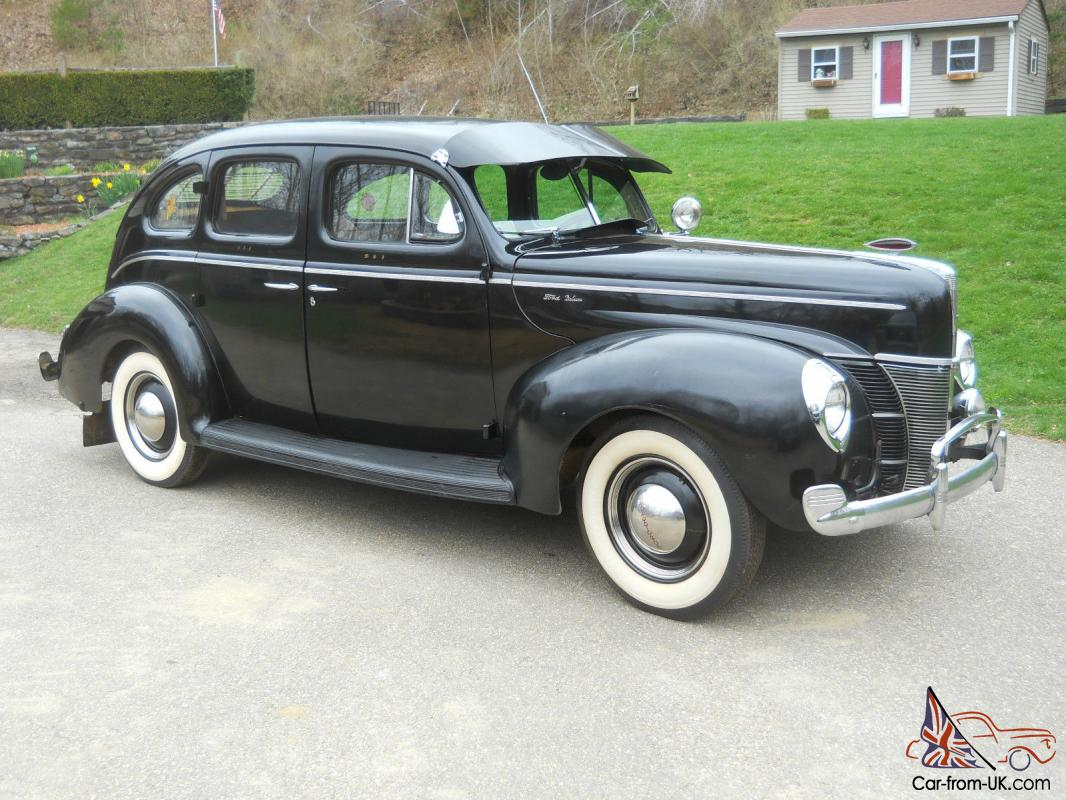 1940 ford deluxe sedan has been in storage since 1955 for 1940 ford 4 door