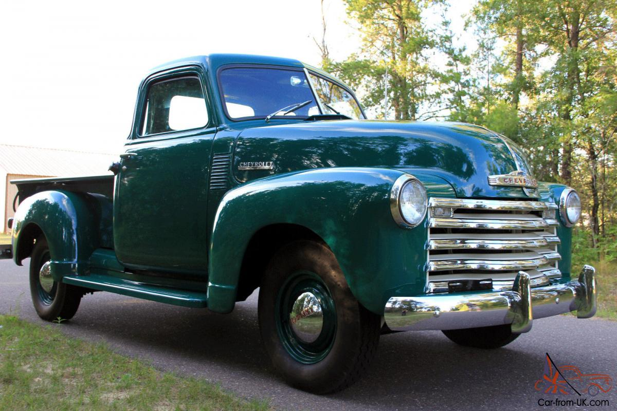 1950 5 window chevy 3100 1 2 ton pickup for 1950 chevrolet 5 window pickup