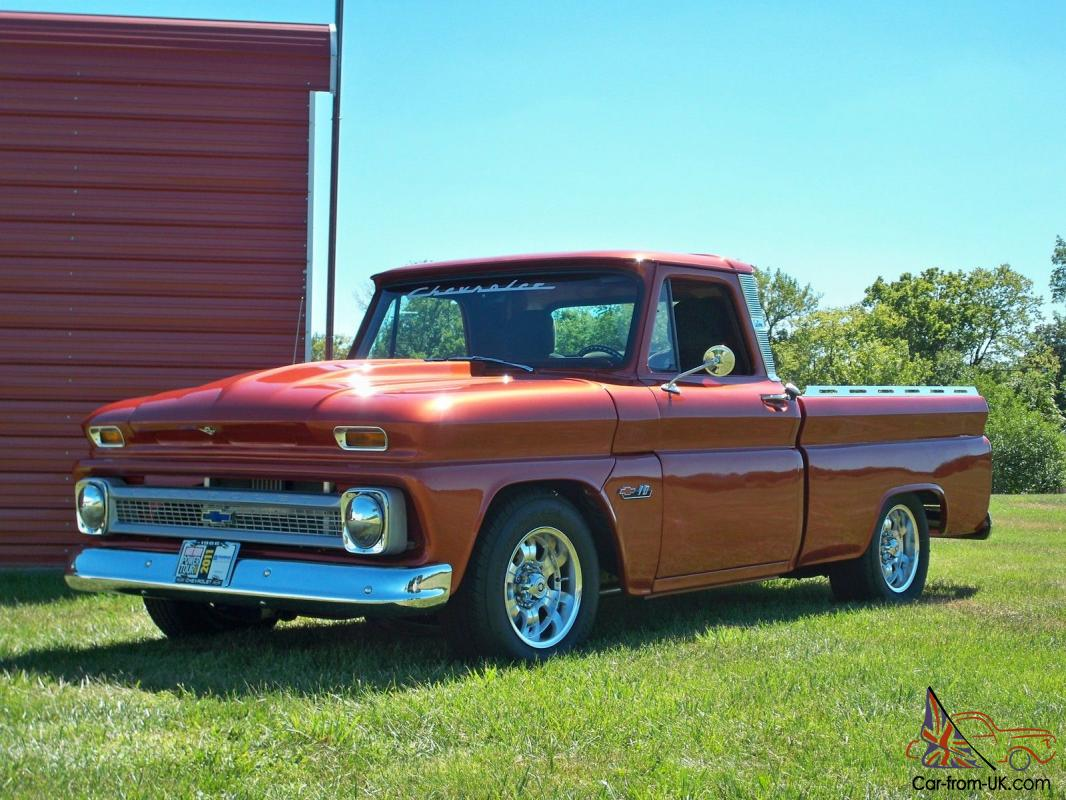 1966 chevy c 10 short bed. Black Bedroom Furniture Sets. Home Design Ideas