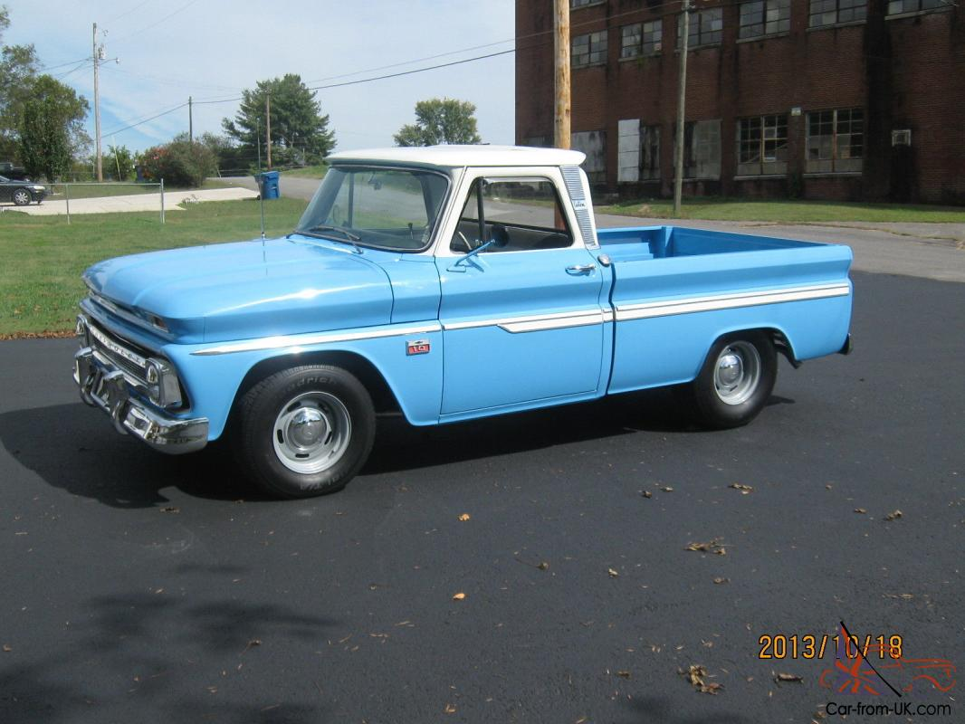 1966 chevrolet gm truck - photo #8