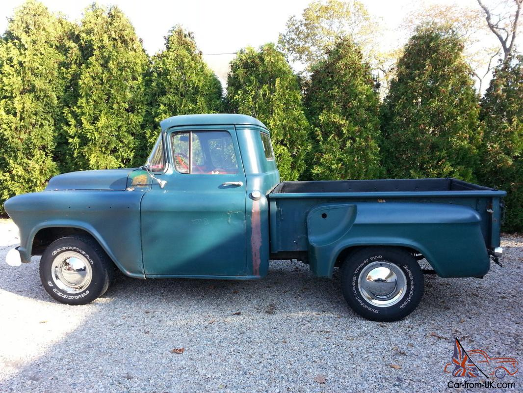 1955 chevrolet pro street truck youtube - 1956 Chevy Pickup 1955 Hot Rod Pro Street Project