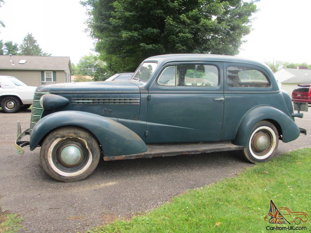 1938 chevrolet master deluxe 2 door sedan For1938 Chevy 2 Door Sedan For Sale