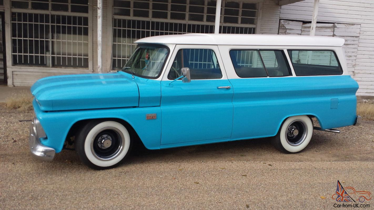 1965 chevy suburban carryall autos post