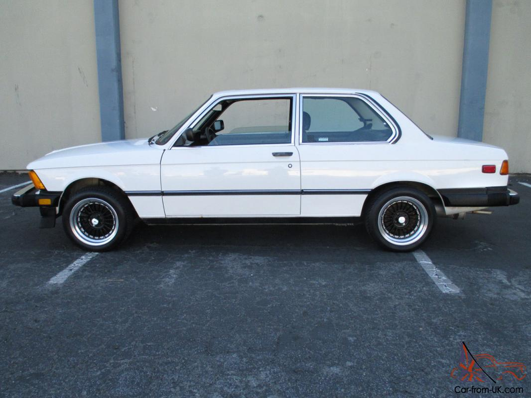 rare classic 1980 bmw 320i e21 5 speed blue plate calif car only 129k miles. Black Bedroom Furniture Sets. Home Design Ideas