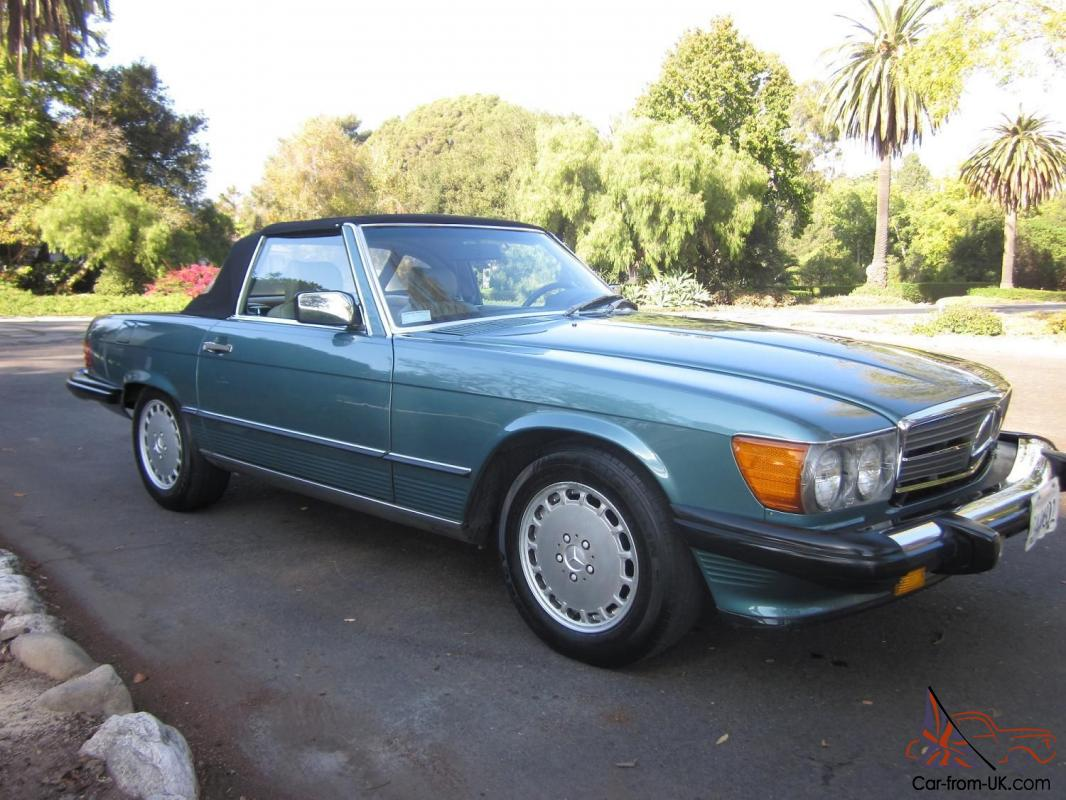 1988 mercedes 560sl for 1988 mercedes benz 560sl for sale