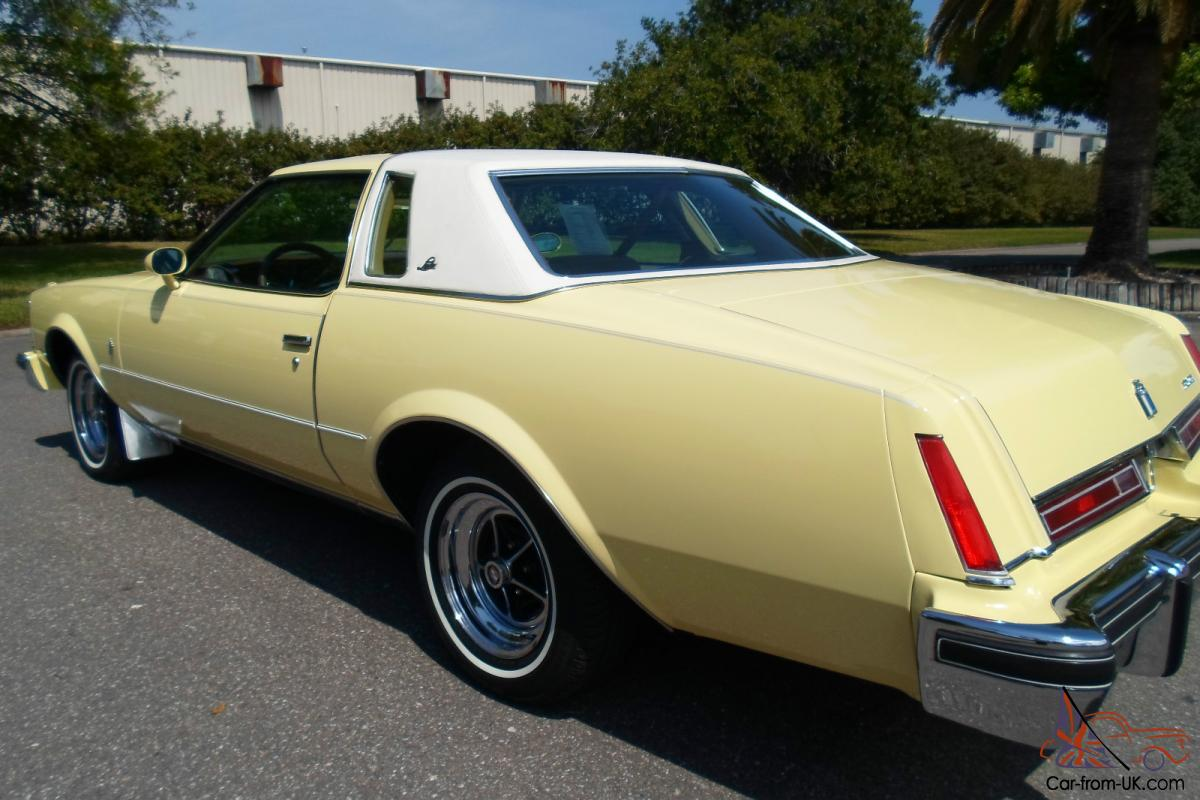 1977 buick regal gm