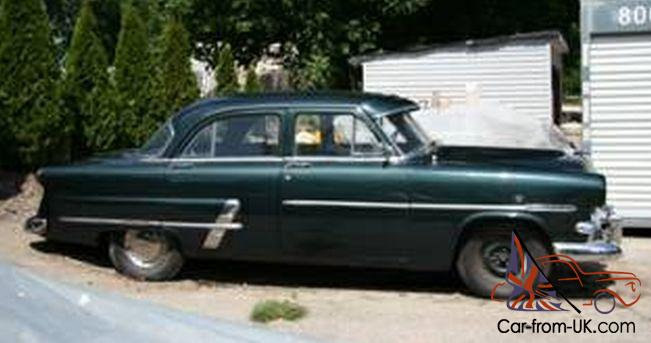 forest green 1953 ford only 2 owners must see. Black Bedroom Furniture Sets. Home Design Ideas