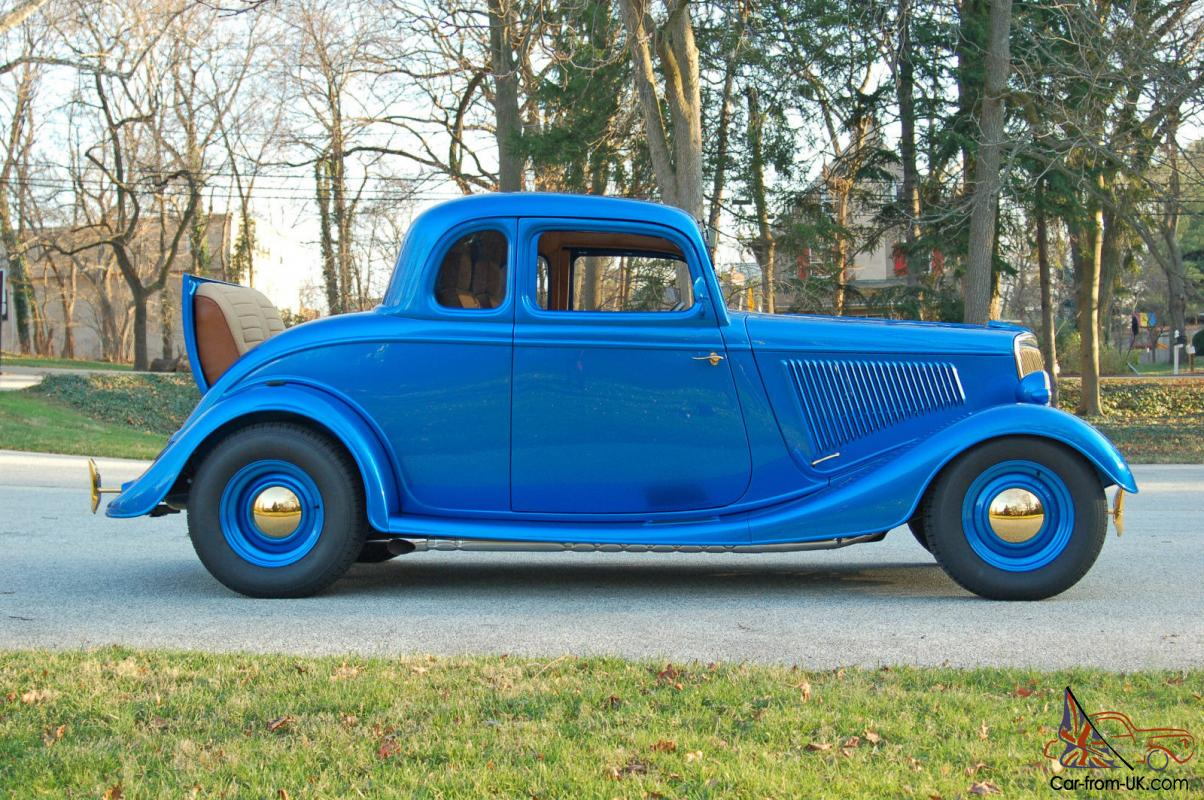 1934 ford 5 window coupe w rumble seat for 1934 ford 5 window