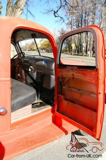 Impound Cars For Sale >> 1940 CHEVROLET TRUCK 1 1/2 ton commercial. Unmolested ...