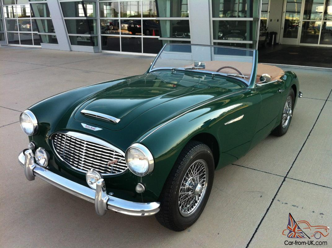 1959 austin healey mark 1 bt7 4 seat roadster. Black Bedroom Furniture Sets. Home Design Ideas