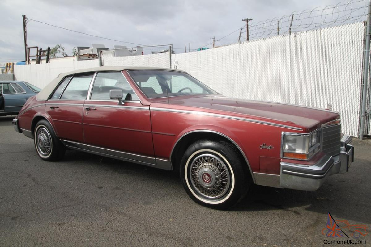 1985 cadillac seville base automatic 8 cylinder no reserve. Cars Review. Best American Auto & Cars Review