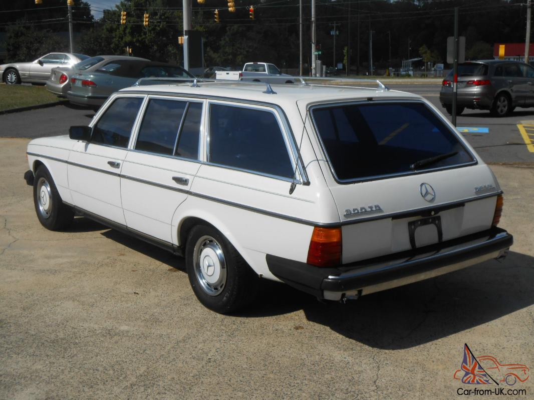 1979 mercedes benz 300td wagon only 133k miles bio diesel ready. Black Bedroom Furniture Sets. Home Design Ideas