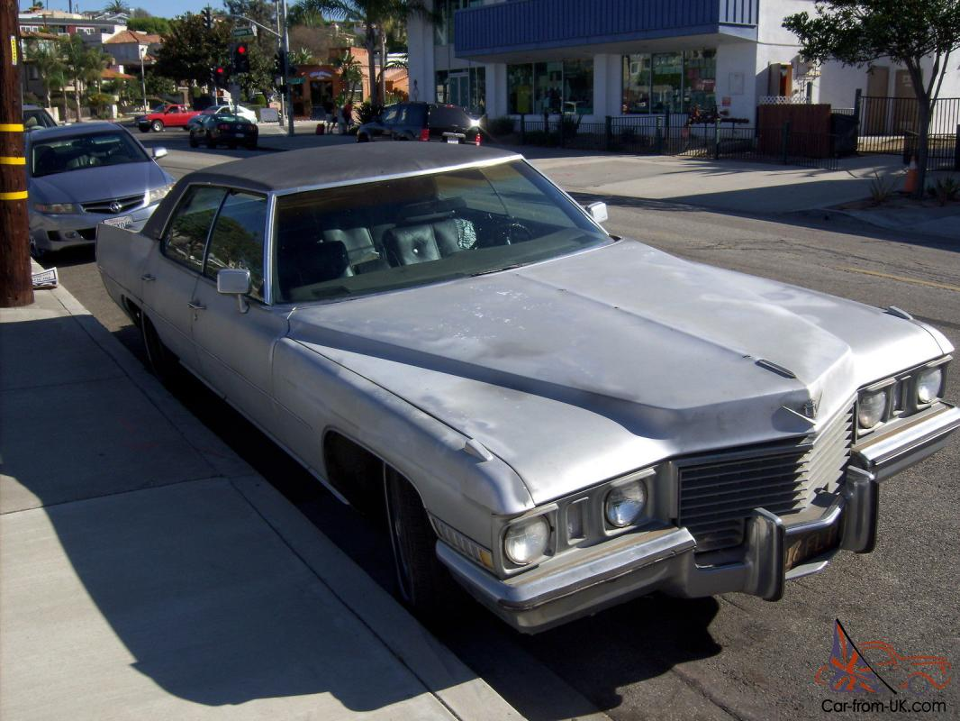 1972 cadillac sedan deville second owner for sale. Cars Review. Best American Auto & Cars Review