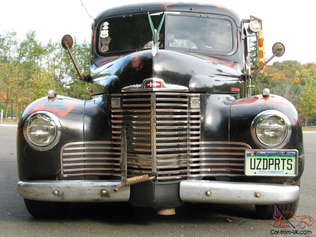 how to build a rat rod pickup