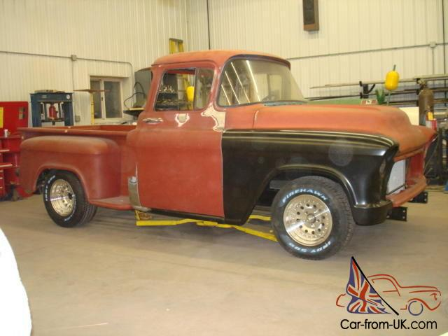 57 chevy truck big window 55 56 58 59 chevrolet pickup. Black Bedroom Furniture Sets. Home Design Ideas