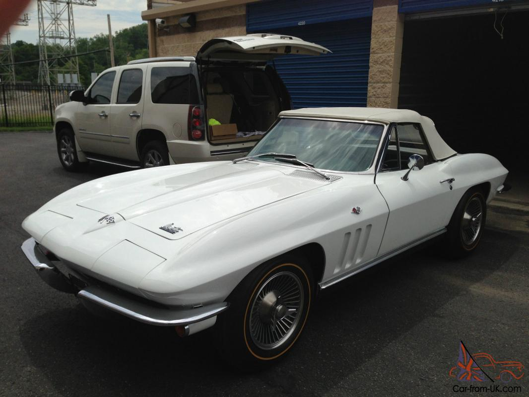 1966 corvette stingray coupe 327 300hp muncie 4 speed. Black Bedroom Furniture Sets. Home Design Ideas