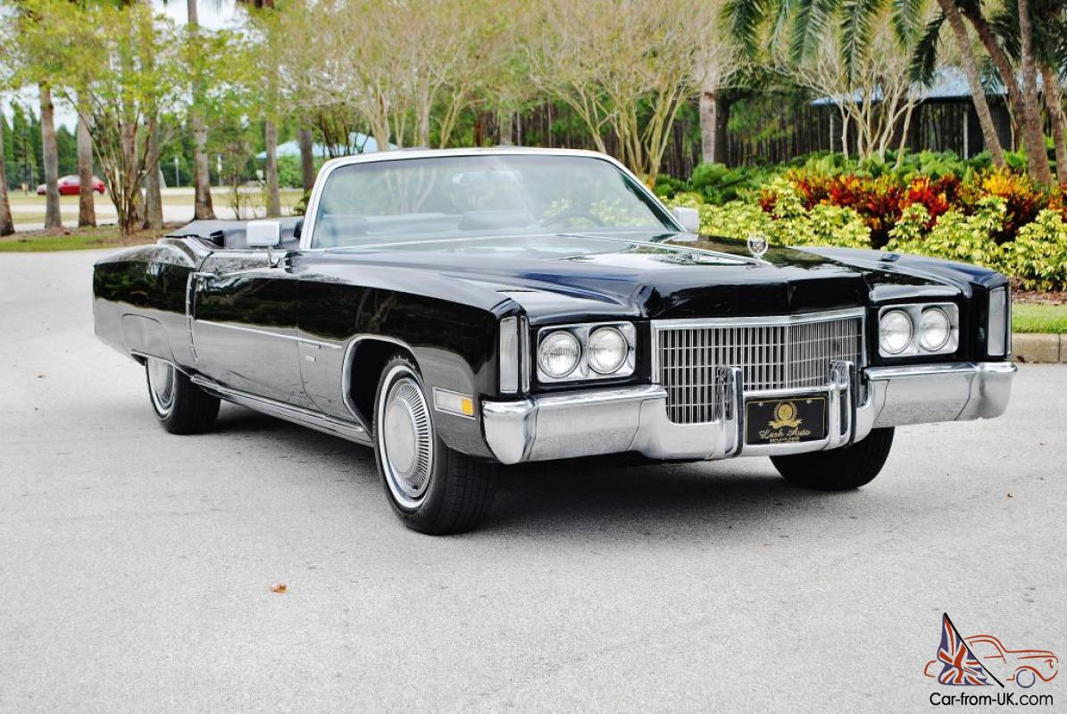 1971 cadillac eldorado convertible. Cars Review. Best American Auto & Cars Review