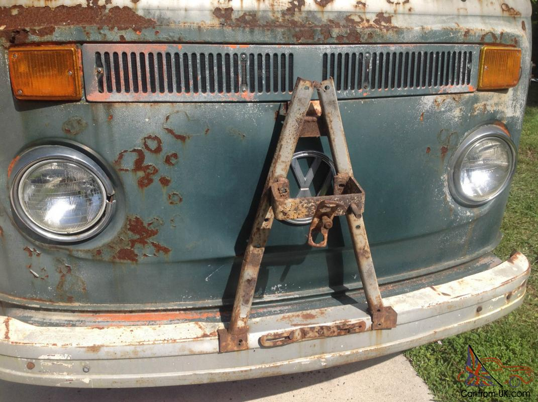 Auto Sale Transmission: Project 1975 VW BUS/TRANSPORTER 2 WITH AUTOMATIC