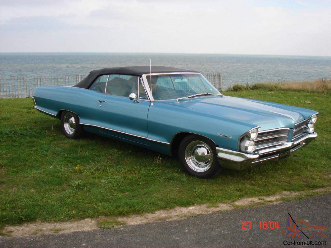Pontiac Catalina Convertible 1965 Absolutely Stunning