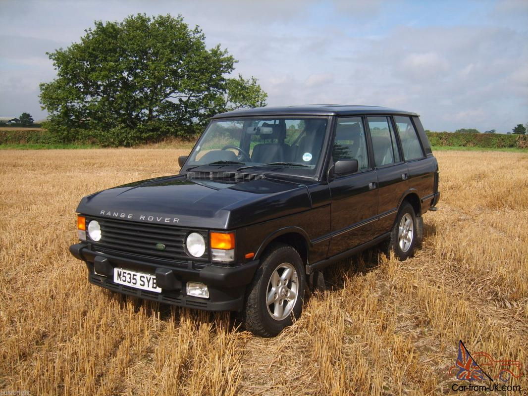 1994 range rover classic soft dash vogue tdi se auto grey. Black Bedroom Furniture Sets. Home Design Ideas