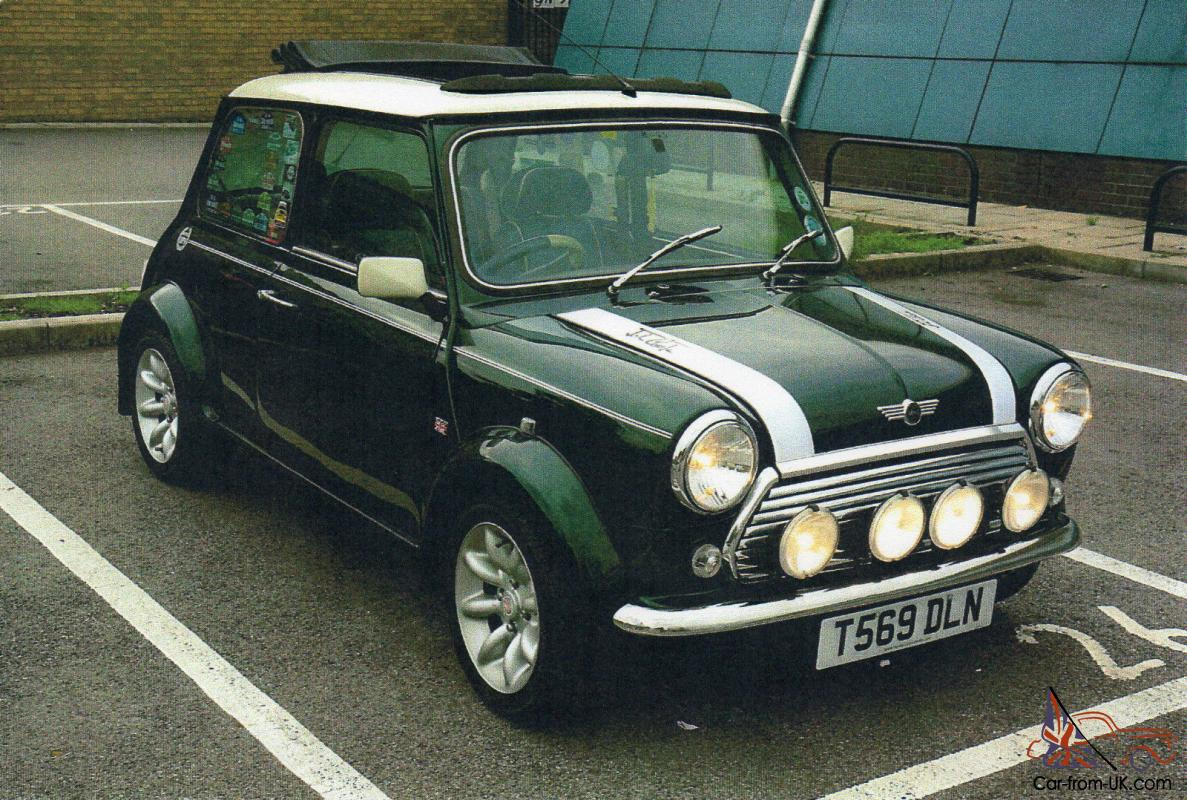 New Mini Cooper >> MINI COOPER S 1999/T Only 46000 Miles