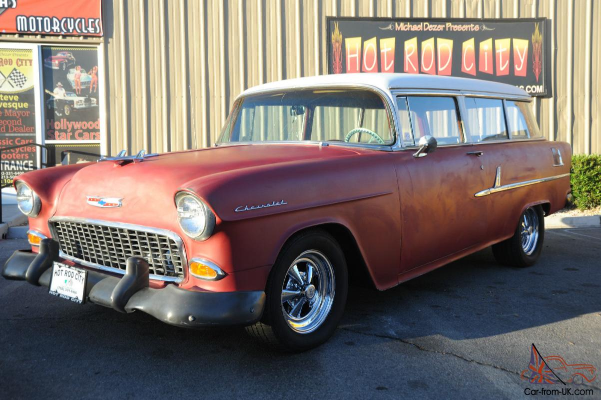 1955 chevrolet handyman 2 door wagon street rod - Filename Ebay510021 Jpg
