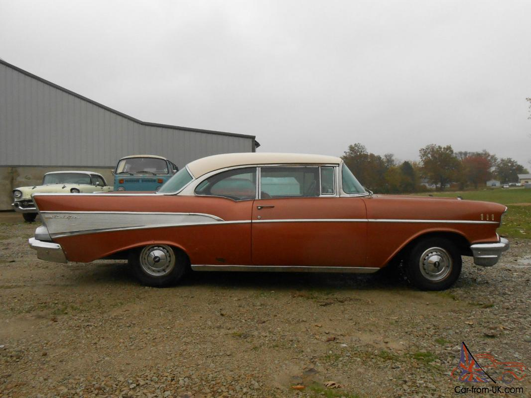 1957 chevrolet belair 2 door hardtop for 1957 chevy belair 2 door