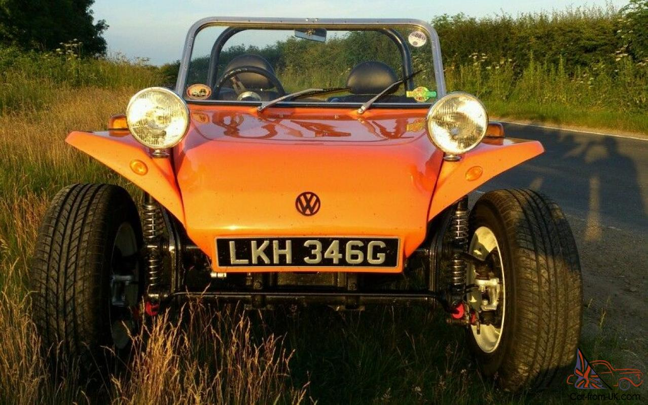 Vw Beach Buggy Classic Car