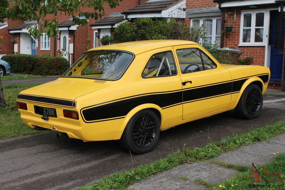 ford escort mk1 cosworth 1972 not rs2000 mexico. Black Bedroom Furniture Sets. Home Design Ideas