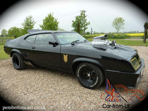 Ford Falcon Xb Gt 500 Coupe 6 5 V8 Interceptor