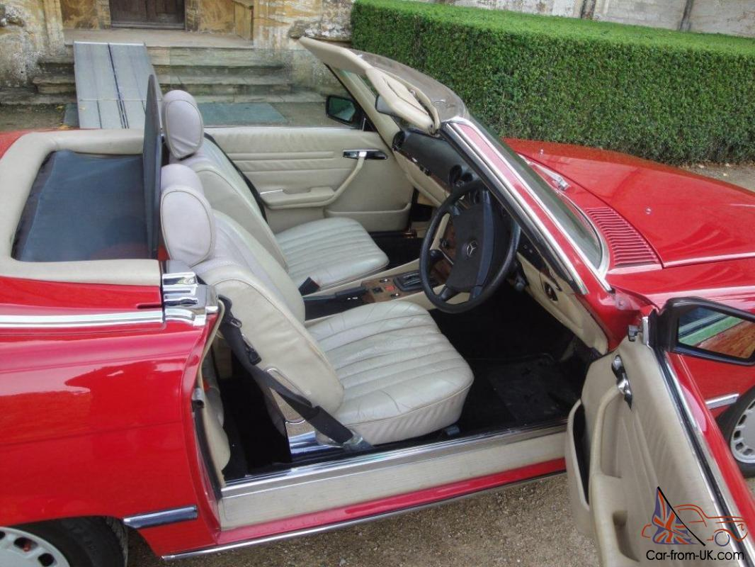 1985 Mercedes Benz 280SL - Immaculate Condition