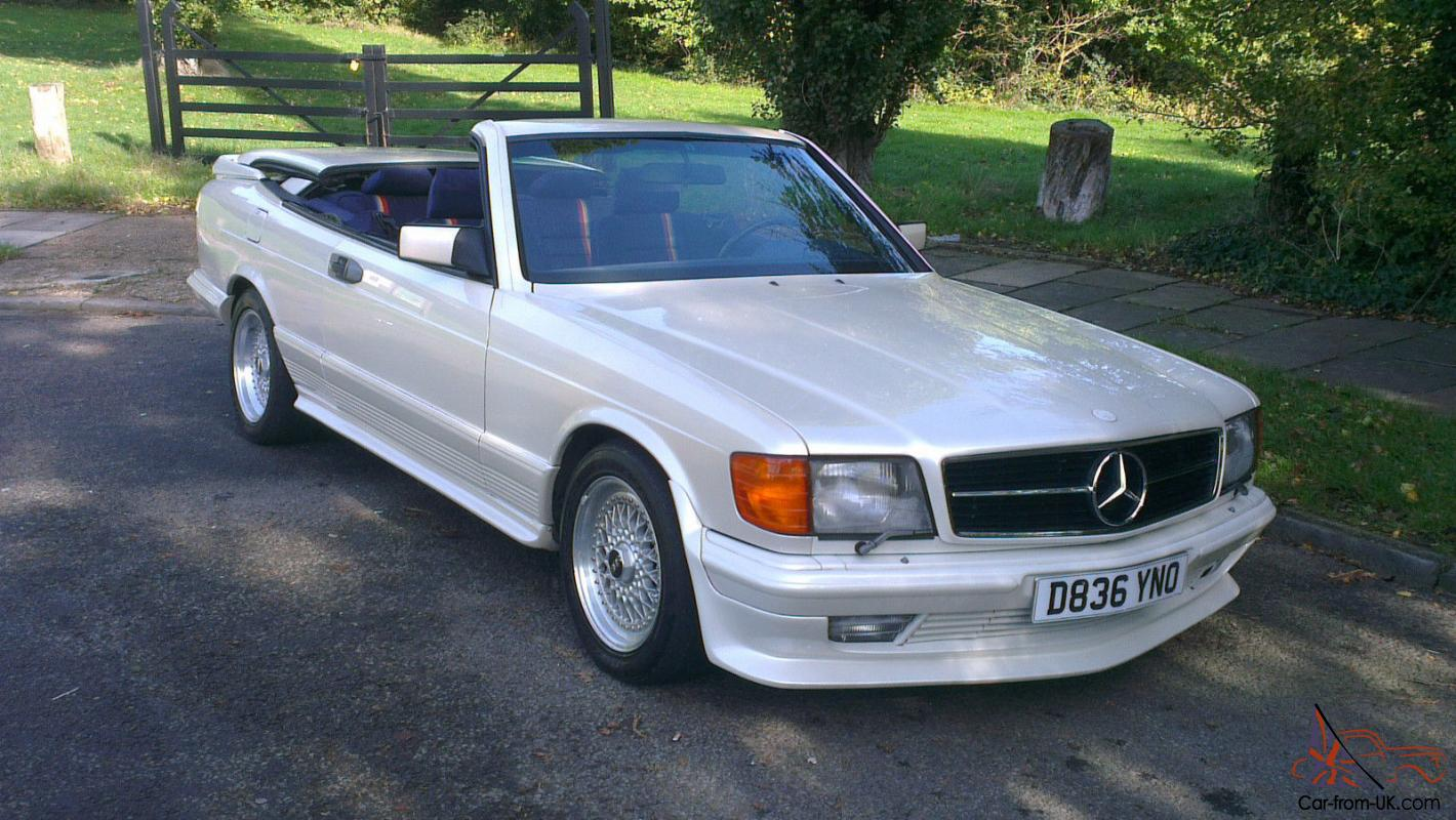 The unofficial w126 coupe sec picture thread page 35 for Mercedes benz forum